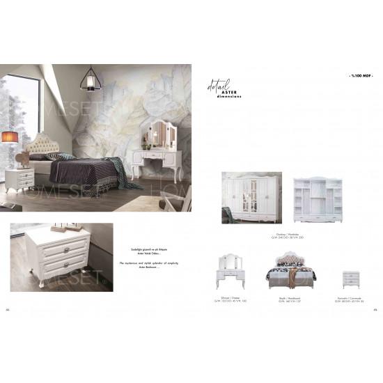 Aster Yatak Odası